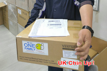 Auto Bi-level Respirators ST30 Ventilator export to United Kingdom